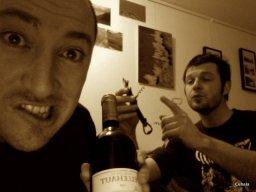 L'abus d'alcool entre amis n'est pas dangereux pour la santé...