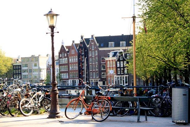 Amsterdam en une photo #1