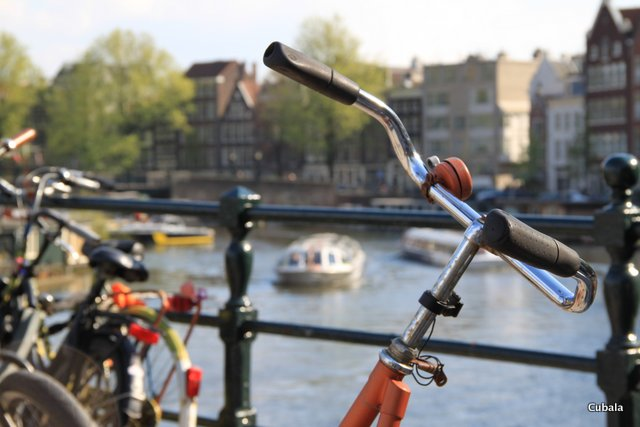 Amsterdam en une photo #2